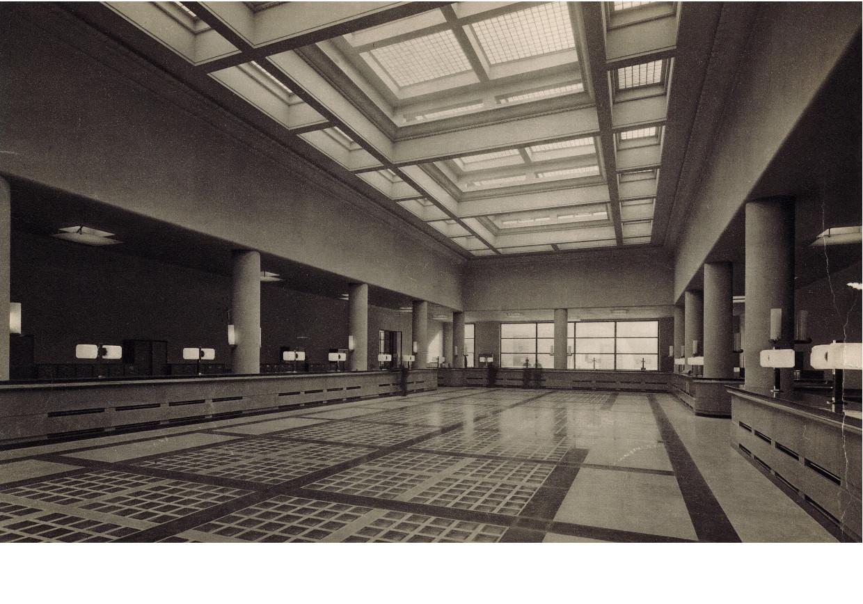 Hall administratif de l'Hôtel de Ville de Puteaux